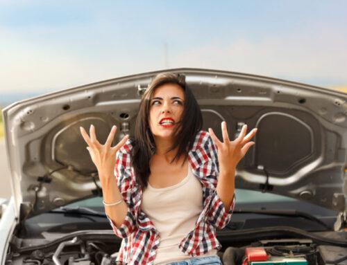Cele mai frecvente defectiuni ale masinilor